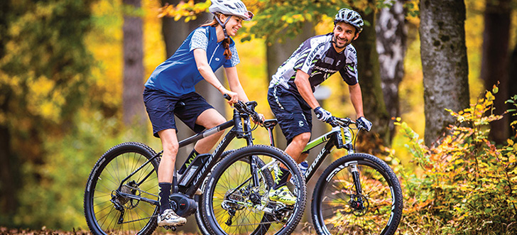 Nacen los Electric-Test by PROBIKE