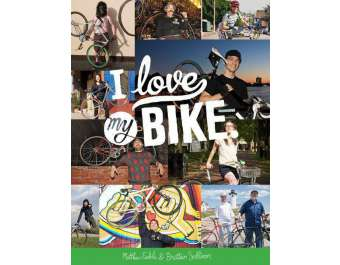 Libro 'I love my bike'