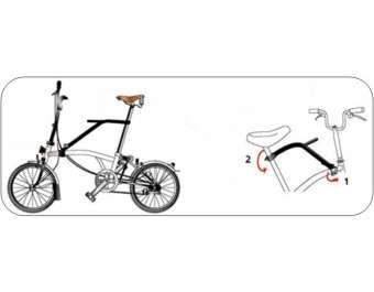 Portabebés Brompton Pere (Itchair)